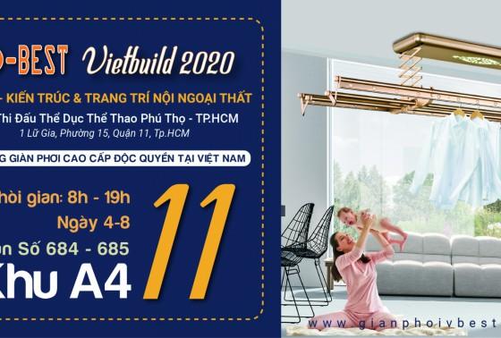 Vietbuild Tháng 10/2020: Nhà Ở - Kiến trúc & Trang trí nội ngoại thất